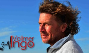 Diver and photographer Ingo Vollmer