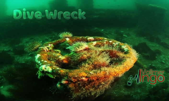 Wreck Diving with Ingo Vollmer, Cape Breton, canada